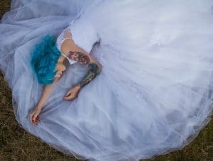 Last Minute 'Something Blue' Ideas for Your Wedding