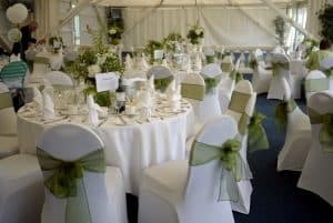Cost of Renting Tables and Chairs for Your Wedding
