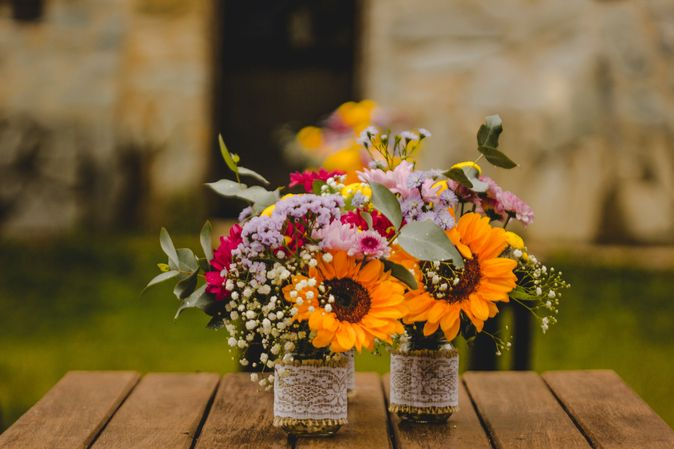 September Wedding Flower Ideas