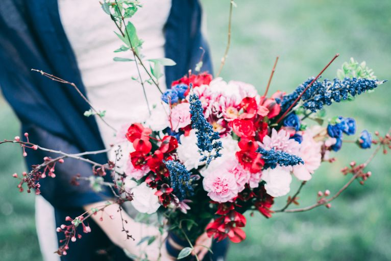 13 Eco-Friendly Wedding Bouquet Ideas