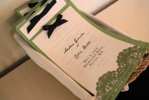 Is it Necessary to Have Wedding Programs?