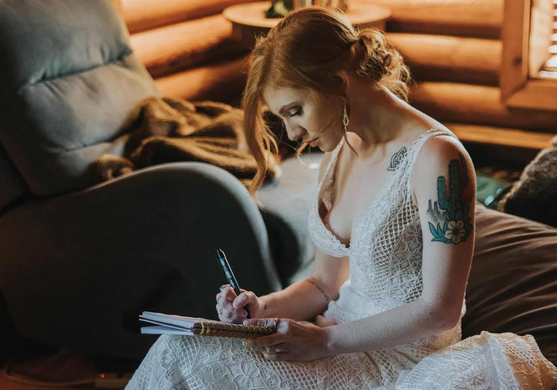 How to Write Your Own Wedding Vows: Easy 10-Step Template & Guide